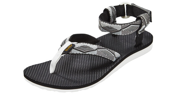 Teva Original  Sandaler Damer grå/sort